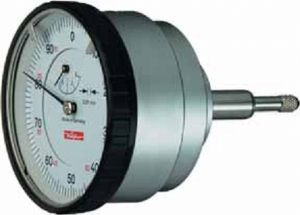 KAFER Dial Gauge M 2 R with Back Plunger - Reading: 0.01 mm